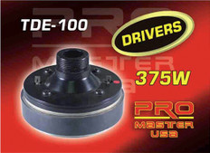 TWEETER DRIVER TDE-100