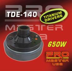 TWEETER DRIVER TDE-140