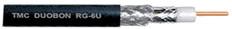 1000ft. RG-6 Coaxial Cable, 65% Shield  1365RG6UB