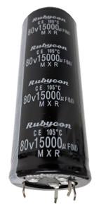 Electrolytic Capacitor (15,000uFx80V)  CAP15000X80