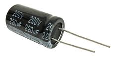 Electrolytic Capacitor (220uFx200V)  CAP220x200