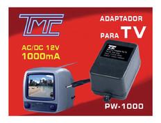 12V AC/DC Adapter, 1000mA  PW-1000