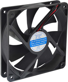 """4.7"""" Slim Turbo Fan 12VDC  FAN-127SXT"""