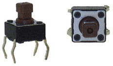 6x6x7mm TACT Switch  SWG