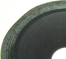 "10"" Deep Cone, Cloth Surround  CCD-10PRO"