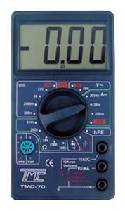 Digital Large Display Multimeter  TMC-70