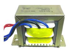 Transformer, 24V, 500mA, Center Tapped (12V-0V-12V)  TR-12012-500