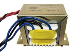 Transformer, 24V, 3000mA, Center Tapped (12V-0V-12V)  TR-12012-3000