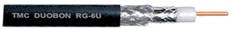 1000ft. RG-6 Coaxial Cable, 95% Shield  1695RG6UB