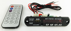 Replacement mp3/FM Player/BlueTooth with Remote  TMC-MP3KITBT