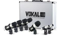 7-pcs Drum Set Microphone Kit  VDM-7