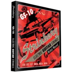 Nickel Wound Electric Guitar Strings  GS-10