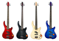 4 String Active Electric Bass  CLB-44A
