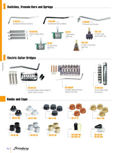 Guitar and Bass Parts  page 2