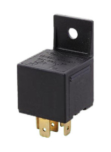 12V Bosch Type Automotive Relay, SPDT  RELAYCAR-12