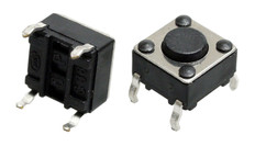 6x6x4.3mm TACT Switch  SWDS