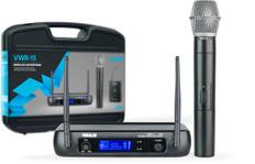 Single Wireless UHF Microphone System  VWR-15