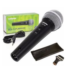 SHURE Cardioid Dynamic Microphone  SV100-WA