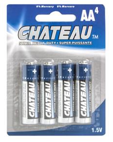 AA Super Heavy Duty Batteries (4pcs)  AA-4CH