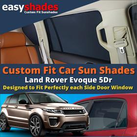 Vw Golf Mk 7 Window Sun Shades At Easyshades Custom Fit