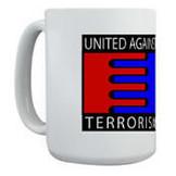 United Against Terrorism?â???¢ Mug