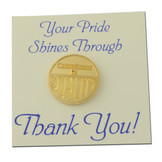 Commitment To Quality Lapel Pin