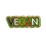 Vegan Lapel Pin