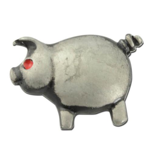 Pig Hog Animal Pin