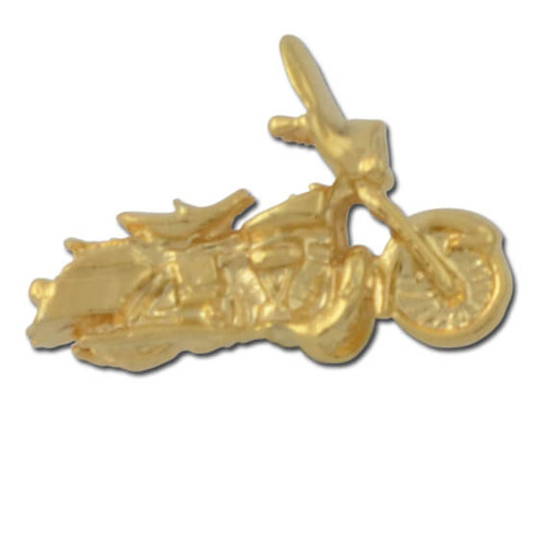 Motorcycle Lapel Pin