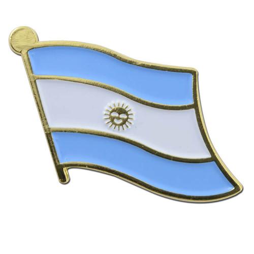 Argentina Flag Lapel Pin