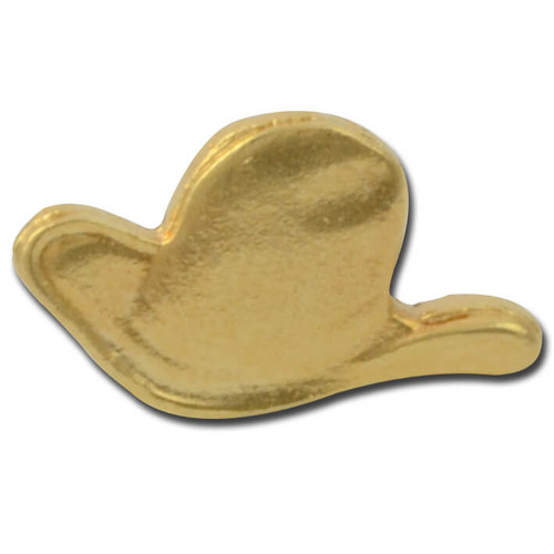 Cowboy Hats With Pins On Them: Cowboy Hat Lapel Pin Western Jewelry
