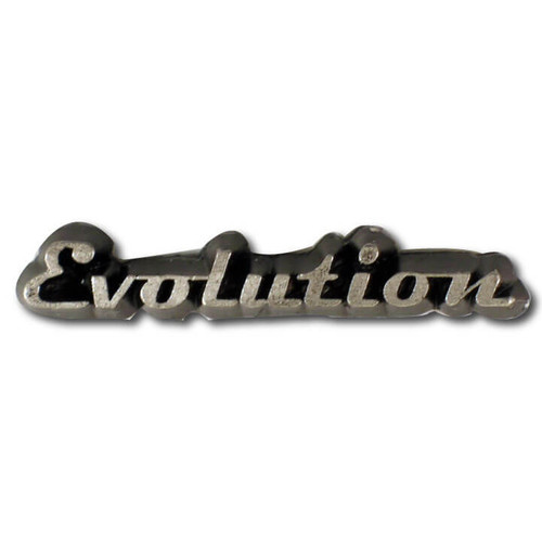 Evolution Engine Lapel Pin