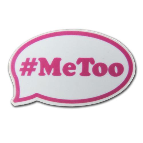 MeToo Speak Bubble
