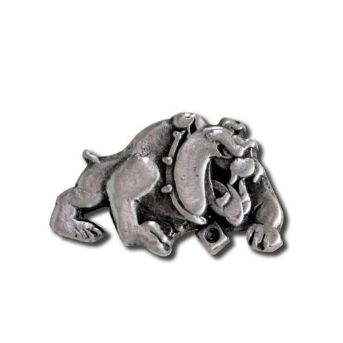 L16 - Bulldog Lapel Pin