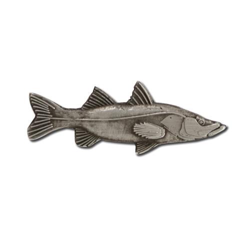 K20 Snook Fish Pin