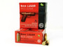 Geco 9mm Ammunition Red Zone 293240020 125 Grain Jacketed Hollow Point 20 Rounds