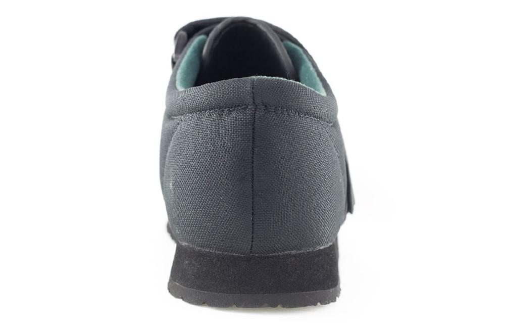 Clásico Max Negro Max Heel Zapatos Diabética Y Ortopédicos