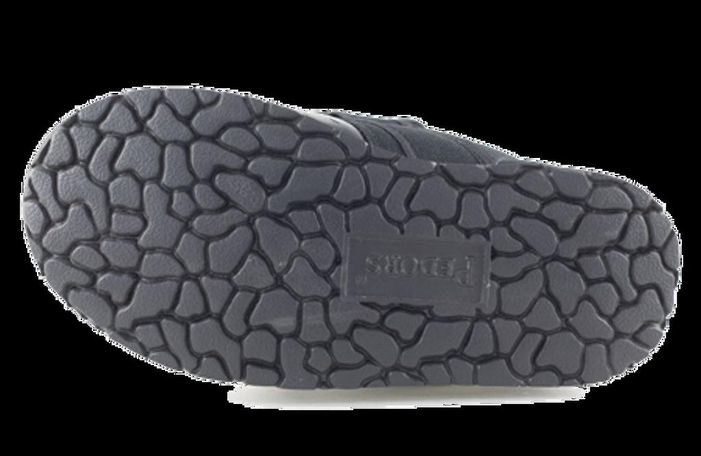 Pedors Clásico Negro Sole Zapatos Diabética Y Ortopédicos