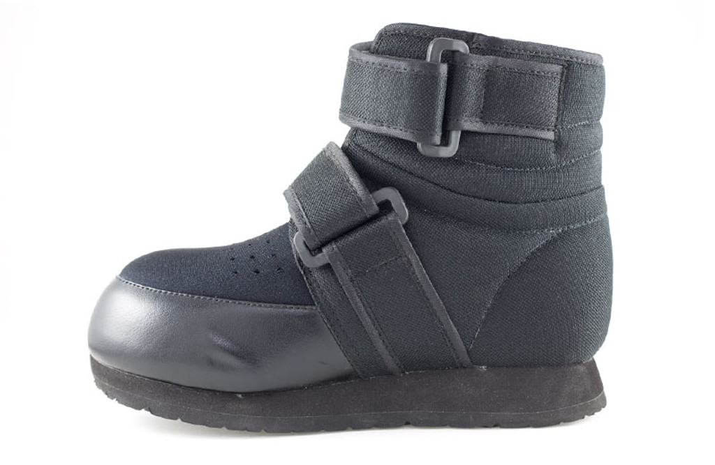 600-H High-Top Boot Instep