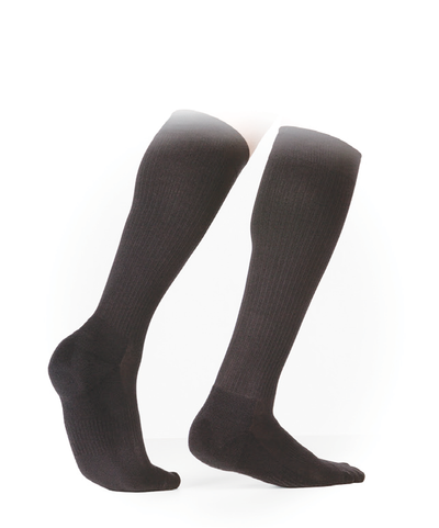 Genext Unisex Cushioned Active Knee-High Compression Stockings (20-30 mmHg)