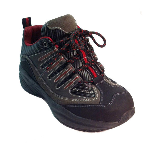 Genext Hiker Style Gray GAL45W Womens Orthopedic Shoes