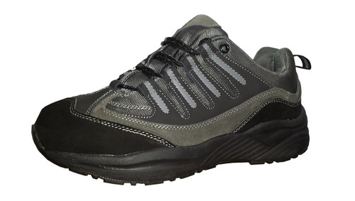 Genext Black and Grey Hiker Mens