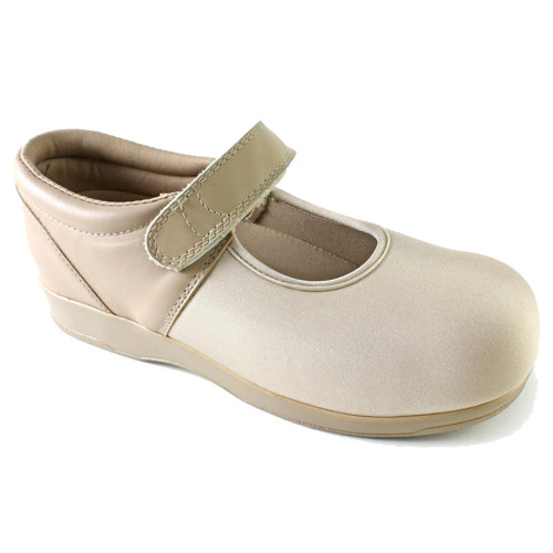 Pedors Mary Jane Stretch Orthopedic Shoes