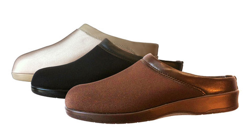 Pedors Euro Clogs Flat Sole - Group