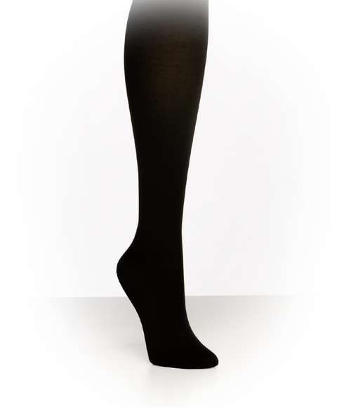 Genext Women's Opaque Knee-High Compression Stockings (15-20 mmHg)