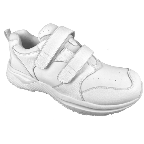 Genext Athletic White Touch Closure GAV20W Womens Orthopedic Shoes