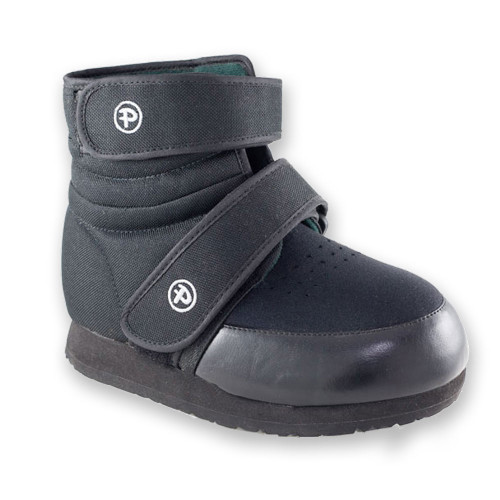 Orthopedic Boots For Swollen Feet High Top Style By Pedors