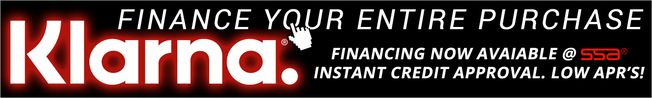 Applicable to orders between $500 dollars and $6,000 dollars, GetFinancing is a new way to obtain the purchasing power you need on the terms you deserve.