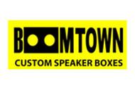 BoomTown Custom Speaker Boxes