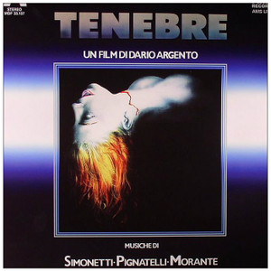 GOBLIN: Tenebre (Original Soundtrack) LP